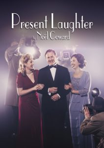 Present Laughter with TT