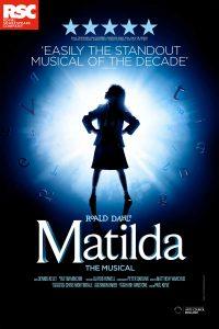 Matilda_General Tour poster